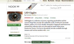 Book Review: LSD Giggles