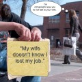 Homeless Guy With Sign