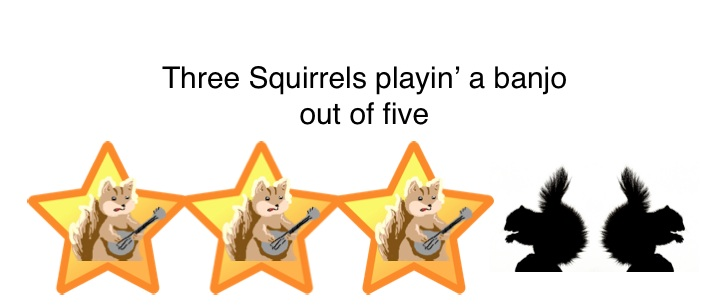 3 Squirrels
