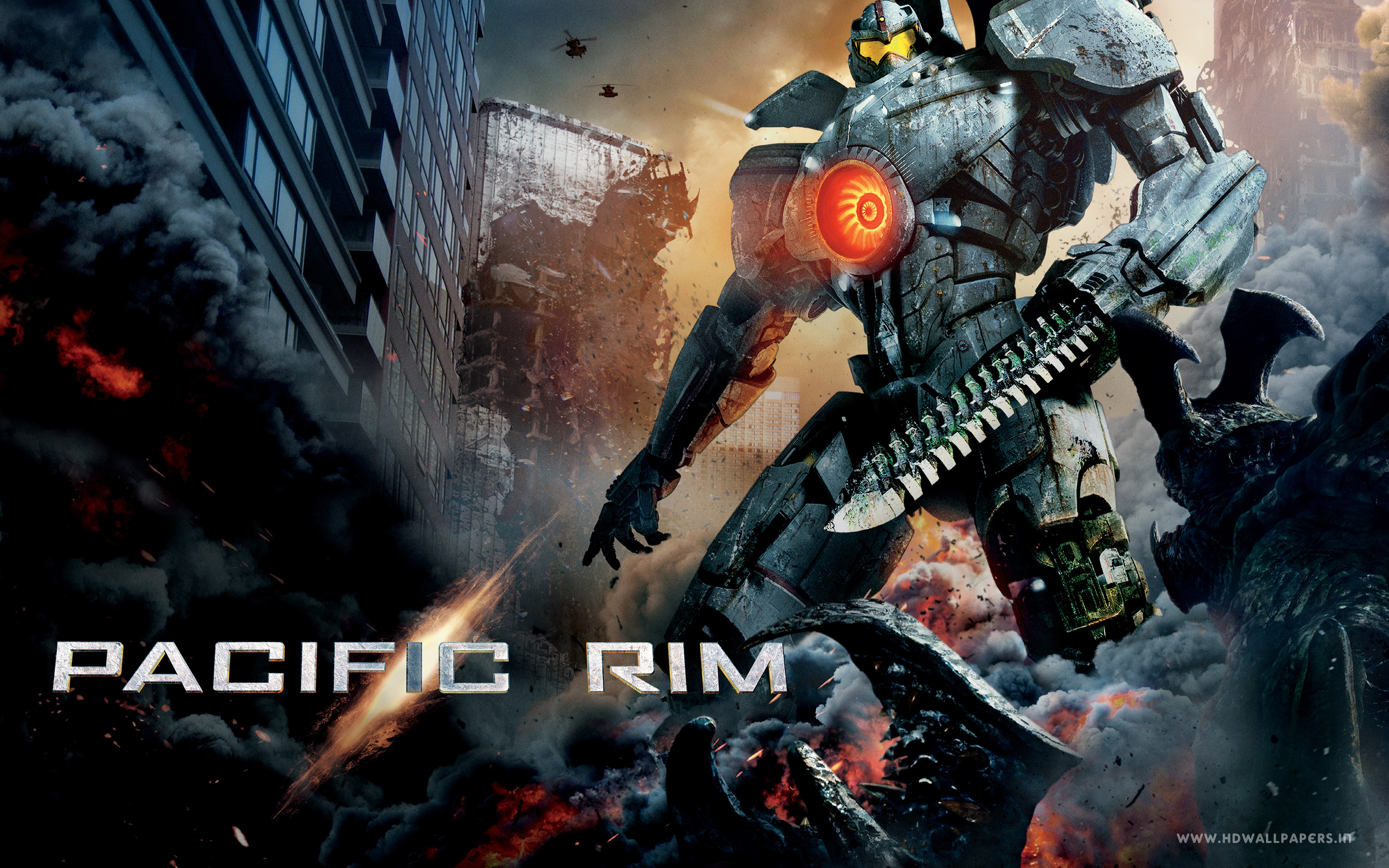 Movie Review: Pacific Rim - Rabble Rouse The World Pacific Rim