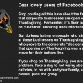 Rabble Rouse The World Thanksgiving Message