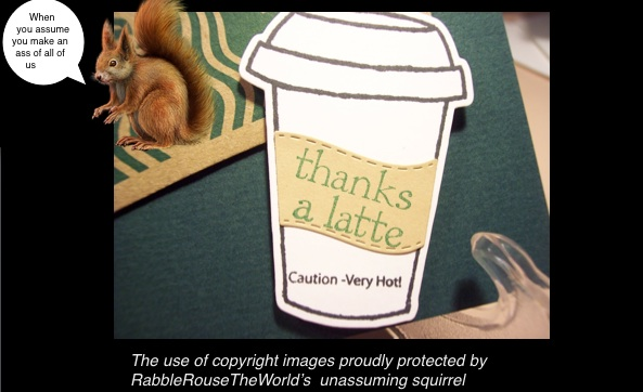 Thanks a Latte Starbucks